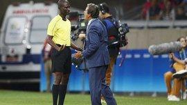 ФИФА пожизненно дисквалифицировала арбитра Лампти за спорный пенальти