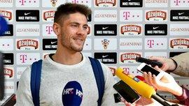 Крамарич: Коноплянка – хороший игрок, а Шевченко я любил