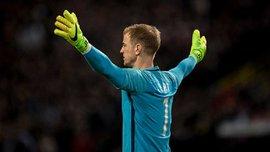 Харт красивым финтом убрал соперника в матче против Германии