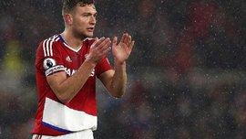 Гибсон вызван в сборную Англии на замену травмированному Смоллингу