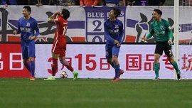 Сунь Шилинь, который насмехался над Пато, получил 2 матча дисквалификации