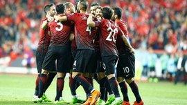 Турция – Финляндия – 2:0. Видео голов и обзор матча