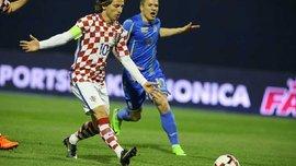Хорватия – Украина – 1:0. Видео гола и обзор матча