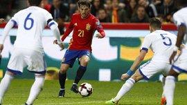 Іспанія – Ізраїль – 4:1. Відео голів та огляд матчу