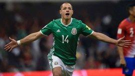 Чічаріто повторив рекорд за кількістю голів у збірній Мексиці