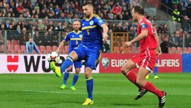 Босния и Герцеговина – Гибралтар – 5:0. Видео голов и обзор матча