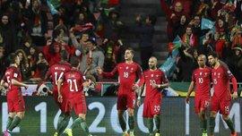 Португалія – Угорщина – 3:0. Відео голів і огляд матчу
