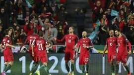 Португалия – Венгрия – 3:0. Видео голов и обзор матча
