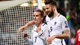 Люксембург – Франція – 1:3. Відео голів і огляд матчу