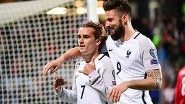 Люксембург – Франция – 1:3. Видео голов и обзор матча