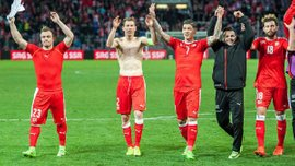 Швейцария повторила свой 56-летний рекорд