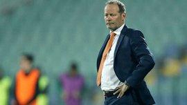 Блинд уволен с поста главного тренера сборной Нидерландов