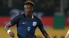Абрахам відзначився фантастичним голом на тренуванні Англії U-21