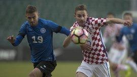 Товарищеские матчи: Хорватия сенсационно разгромлена Эстонией, Россия сыграла вничью с Бельгией