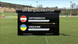 Україна U-17 – Австрія U-17 – 2:1. Відео матчу