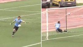 Алжирський голкіпер Даіф найсмішнішим автоголом року допоміг супернику вирвати нічию