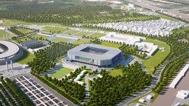 """""""Герта"""" побудує новий стадіон на 55 тисяч місць та покине """"Олімпійський"""""""
