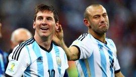 Маскерано напихає збірну Аргентини своїми друзями, а Мессі – не лідер, – Дібос