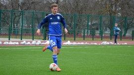 Украинец Юсов забил победный гол в матче чемпионата Беларуси, отметившись второй раз подряд