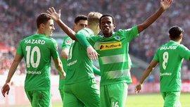 """Шальке"" разгромил ""Вольфсбург"", ""Гамбург"" переиграл ""Хоффенхайм"" и виктория ""РБ Лейпцига"" на последних секундах матча"