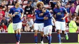 """""""Сандерленд"""" – """"Манчестер Юнайтед"""" – 0:3. Відео голів і огляд матчу"""