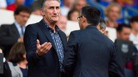 Бауса уволен с поста главного тренера сборной Аргентины