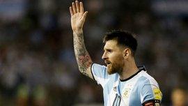 AFA убеждает Месси поехать в штаб-квартиру ФИФА для сокращения дисквалификации