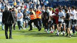 """Стюард """"Бастії"""", який атакував гравця """"Ліона"""", буде звільнений"""