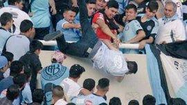 Аргентинский фанат был убит на стадионе от руки палача своего брата