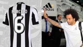"""Марсело заявив, що хотів би виступати за """"Ботафого"""", а бразильський клуб миттєво виділив йому номер"""