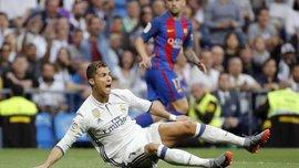 """""""Реал"""" – """"Барселона"""": бывший судья заявил, что пенальти за фол против Роналду был"""