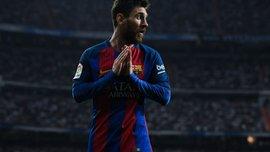 """Роналдінью, Агуеро та інші футболісти привітали Мессі з 500-м голом за """"Барселону"""""""
