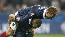 Четверо топ-игроков претендуют на звание лучшего футболиста Франции, которые играют за рубежом