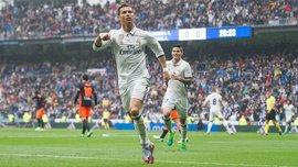 Роналду стал лучшим бомбардиром в истории топ-5 лиг Европы