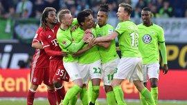 Луїс Густаво встановив рекорд Бундесліги за вилученнями і півхвилини кидався на суддю