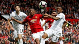 """""""Манчестер Юнайтед"""" – """"Суонсі"""" – 1:1. Відео голів і огляд матчу"""