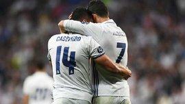 """Роналду хотел получить 5-ю желтую карточку в матче с """"Валенсией"""", а Каземиро испортил его план"""