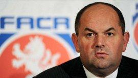 Голова Федерації  футболу Чехії Пелта заарештований за підозрою у корупції