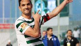 """Нападник """"Боавішти"""" Скембрі дивовижним чином не забив гол у порожні ворота"""