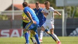 Украина U-17 хлопнула дверью в заключительном матче Евро-2017