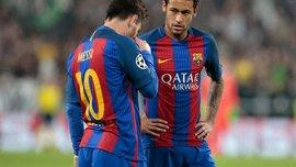 Неймар пригрозил покинуть Барселону, если Унсуэ назначат главным тренером, – СМИ
