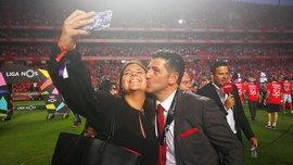 Бенфика отпраздновала 4-е подряд чемпионство Португалии очень оригинальным способом