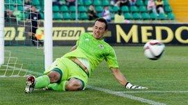 Шуст пропустил самый нелепый гол сезона в матче Ворскла – Зирка