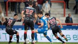 Малиновский обыграл нескольких соперников и забил роскошный гол в ворота Мускрона