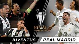 Ювентус – Реал Мадрид: кто победит в финале Лиги чемпионов? Опрос