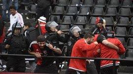 Фанат Ньюэллс Олд Бойз застрелил мужчину и ранил женщину на матче против Росарио Сентраль