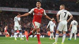 Арсенал обіграв Сандерленд та продовжує битися за Лігу чемпіонів