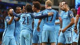 Манчестер Сити – Вест Бромвич – 3:1. Видео голов и обзор матча