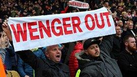 Фанати Арсенала принципово бойкотували матч проти Сандерленда