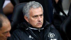 Моурінью: Сподіваюся, що ви мене не вб'єте, коли побачите склад Манчестер Юнайтед на матч проти Крістал Пелас